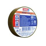 BANDA IZOLATOARE TESAFLEX 20M GALBEN/VERDE 10 EuroGoods Quality