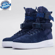 Ghete ORIGINALE  100% Nike  SF AF1 AIR FORCE 1 SE PRM    nr 36