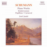 SCHUMANN : Piano Works  ( CD )