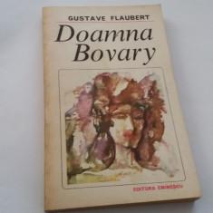 DOAMNA BOVARY - GUSTAVE FLAUBERT--RF18/0
