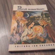 POVESTI NEMURITOARE VOL 30 EDITURA ION CREANGA 1990