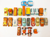 Colectie 25 machete masinute Matchbox Lesney Anglia anii 70