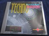 Various - Techno House _ cd,compilatie _ Ariola ( 1991,Germania)