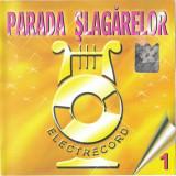 CD Parada Șlagărelor 1, original: Angela Similea, Mirabela Dauer, Dan Spataru