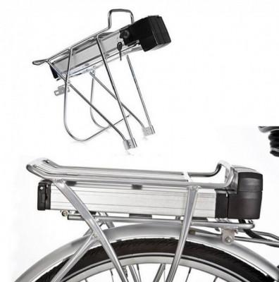 Baterie bicicleta electrica 36 V 16A (Tip portbagaj) foto