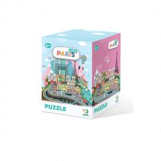 Puzzle - Paris (120 piese)