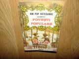POVESTI POPULARE -ION POP RETEGANUL