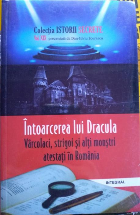 Întoarcerea lui Dracula - Vârcolaci, strigoi și alți monștri atestați în România