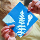 Experimente creative - Hartie solara