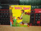 ROBIN HOOD , COLECTIA MINI EGMONT ROMANIA , 1993