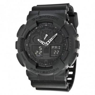 Ceas bărbătesc Casio G-Shock GA100-1A1CR foto