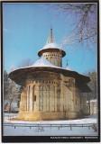 Bnk cp Manastirea Voronet - Vedere generala ( nord-est ) - necirculata, Printata