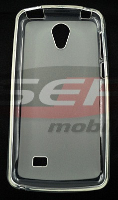 Toc plastic siliconat HTC Desire 530 TRANSPARENT