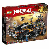 LEGO Ninjago, Dieselnaut 70654