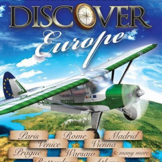 Discover Europe FSX and FS2004