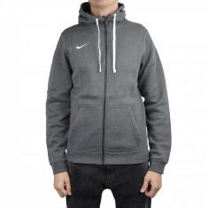 Hanorac sport Nike Hoodie FZ Fleece Team Club 19 AJ1313-071 pentru Barbati