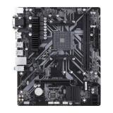 Placa de baza Gigabyte B450M S2H AMD AM4 mATX, Pentru AMD, DDR4