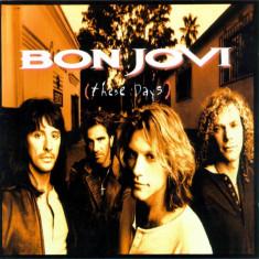 Bon Jovi These Days LP (vinyl)