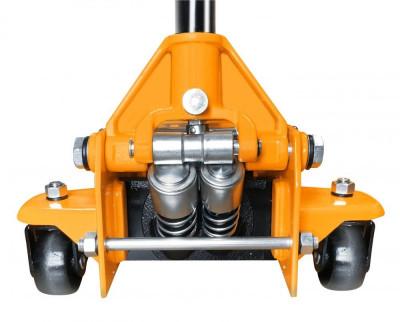 Cric hidraulic tip carucior 3 tone (Industrial) Tolsen foto