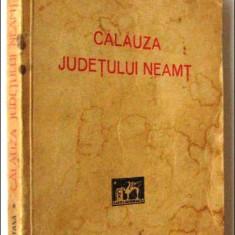 Neamt, monografie, 1929