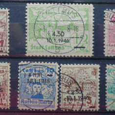 Timbre Germania Cottbus 1946