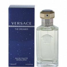 Apa de toaleta Versace Dreamer, 100 ml, Pentru Barbati