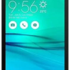 Telefon Mobil Asus Zenfone Go ZB500KG, Procesor Quad-Core 1.2GHz, Capacitive touchscreen 5inch, 1GB RAM, 8GB Flash, 8MP, 3G, Wi-Fi, Dual Sim, Android, Neblocat, Sub 2 GB