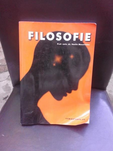 FILOSOFIE - VASILE MACOVICIUC