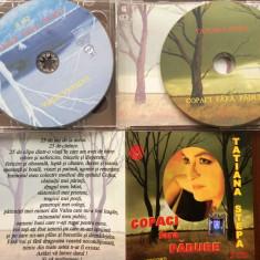 tatiana stepa copaci fara padure 2 cd dublu disc muzica folk electrecord 2007