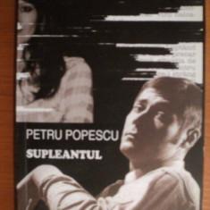 SUPLEANTUL de PETRU POPESCU