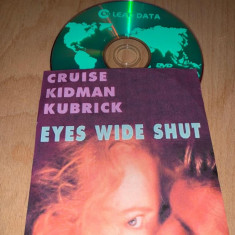 FILM DVD - Eyes wide shut, Romana