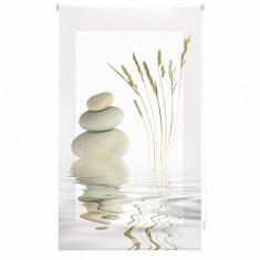 Jaluzea tip rulou Zen Aqua 100x180 cm