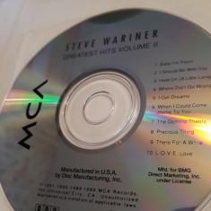 STEVE WARINER - GREATEST HITS  -   CD