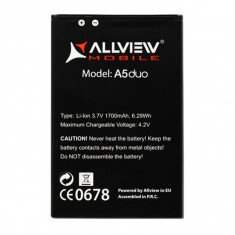 Acumulator Original ALLVIEW A5 DUO (1700 mAh)