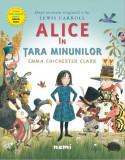 """Alice in tara minunilor"" - Emma Chichester Clark"