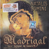 CD Colinde: Corul de camera Madrigal - Natalis Domini ( original )