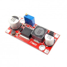 Modul Sursă în Comutaţie Ridicătoare în Miniatură XL6009 cu Riplu Redus