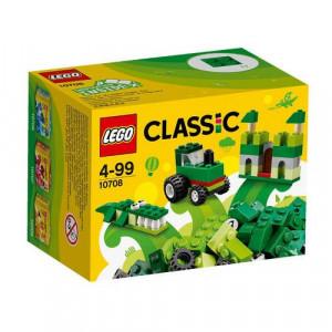 Set de constructie LEGO Classic Cutie Verde de Creativitate
