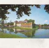 Bnk cp Fagaras - Cetatea Fagarasului - necirculata, Printata