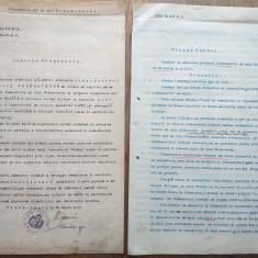 DOCUMENTE ,PRELUARE JUDECATORIE RODNA VECHE ,1919- TRANSILVANIA