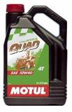 Ulei moto Quad 4T 10W40 4L, Motul