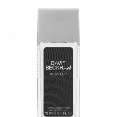 Deodorant David Beckham Respect, 75 ml, Pentru Barbati
