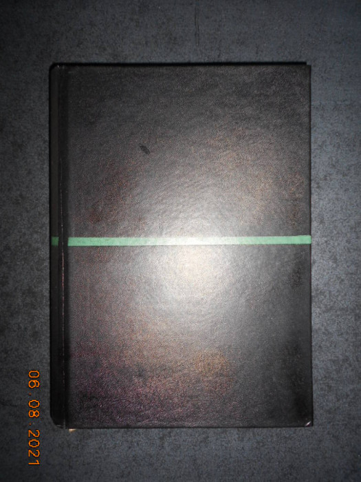 DUMITRU PETCU, CONSTANTIN NITA - PNEUMOAUTOMATICA (1970, editie cartonata)