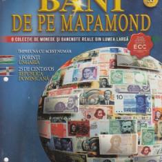 Set reviste BANI DE PE MAPAMOND, 10 bucati, numerele 51-60, fara monede