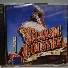 Classic Country (1960-1964)-2 CD Set (1999/Warner/Germany) - CD ORIGINAL/Sigilat