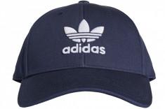 Șapcă Adidas Trefoil Baseball Cap DV0174 pentru Unisex, M, S, Albastru