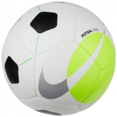Mingi de fotbal Nike Futsal Pro Ball DH1992-100 alb