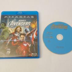 Film Blu-ray bluray -Marvel's Avengers