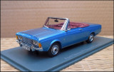 Macheta Ford Taunus P7 Deutsch Cabrio (1970) 1:43 NEO