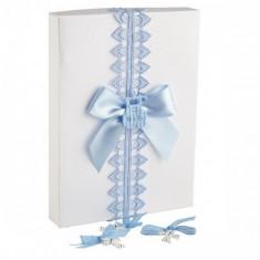 Set 50 cruciulite botez pentru baietel si cutie cadou CC-015